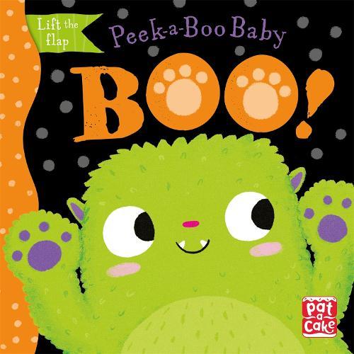 Peek-a-Boo Baby: Boo: Lift the flap board book - Peek-a-Boo Baby (Board book)