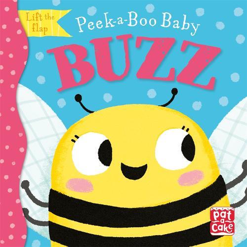 Peek-a-Boo Baby: Buzz - Peek-a-Boo Baby (Board book)