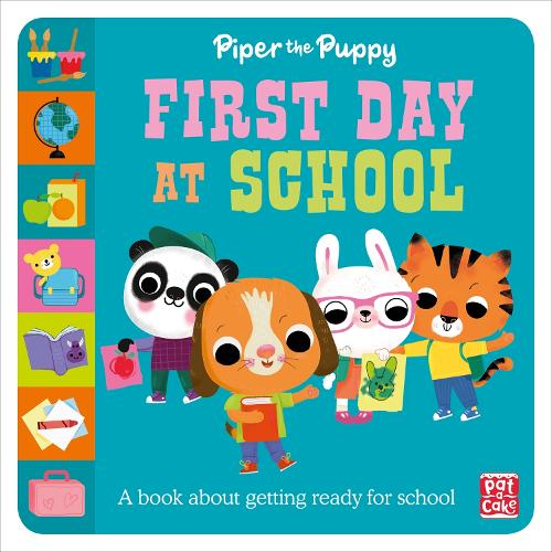 First Experiences: Piper the Puppy First Day at School - First Experiences (Paperback)