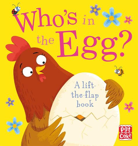 Who's in the Egg? (Board book)