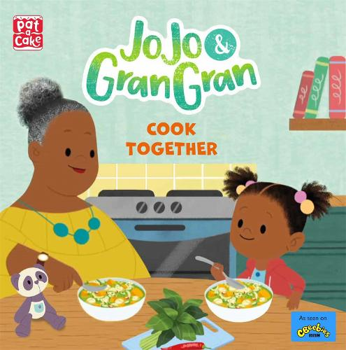 JoJo & Gran Gran: Cook Together - JoJo & Gran Gran (Paperback)