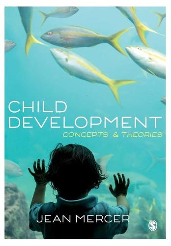 Child Development: Concepts and Theories (Paperback)
