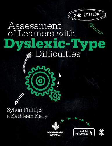 Assessment of Learners with Dyslexic-Type Difficulties (Hardback)