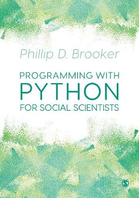 Programming with Python for Social Scientists (Hardback)