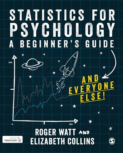Statistics for Psychology: A Guide for Beginners (and everyone else) (Paperback)