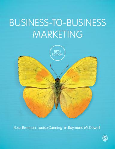 Business-to-Business Marketing (Paperback)