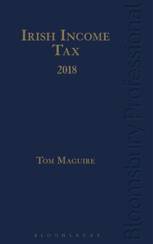 Irish Income Tax 2018 (Hardback)