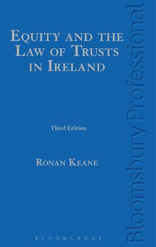 Equity and the Law of Trusts in Ireland (Hardback)