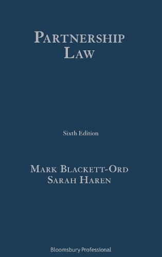 Partnership Law (Hardback)