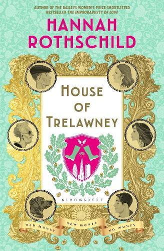 House of Trelawney (Hardback)