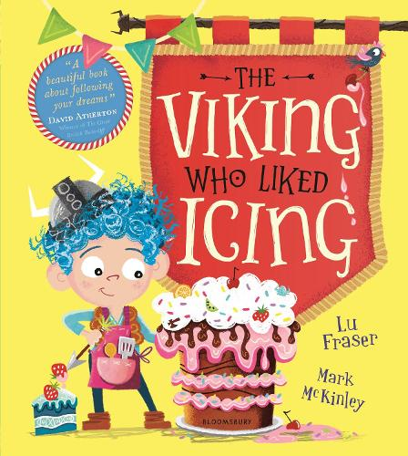The Viking Who Liked Icing (Paperback)