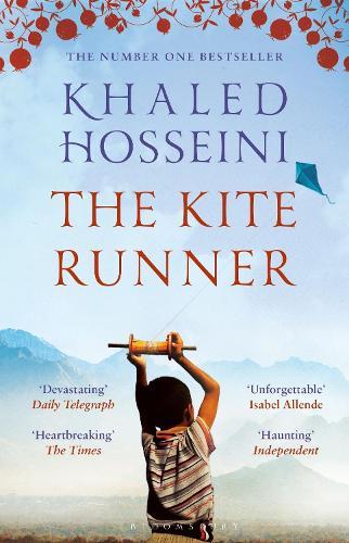 Khaled Hosseini Book