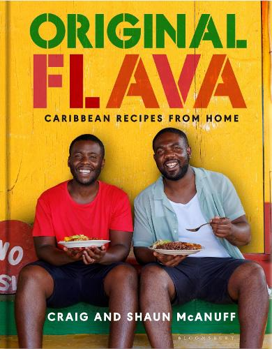 Original Flava: Caribbean Recipes from Home (Hardback)