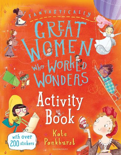 Fantastically Great Women Who Worked Wonders Activity Book (Paperback)