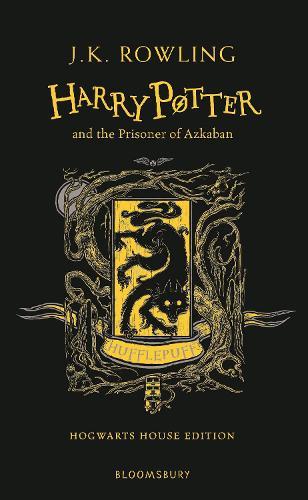 Harry Potter and the Prisoner of Azkaban - Hufflepuff Edition (Hardback)