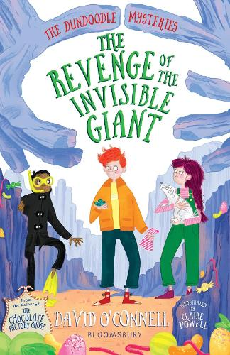 Revenge of the Invisible Giant - The Dundoodle Mysteries (Paperback)