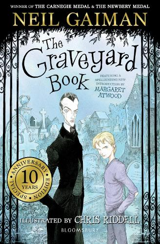 The Graveyard Book: Tenth Anniversary Edition (Paperback)