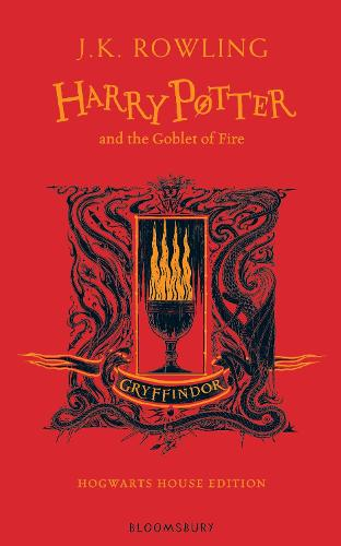 Harry Potter and the Goblet of Fire - Gryffindor Edition (Hardback)
