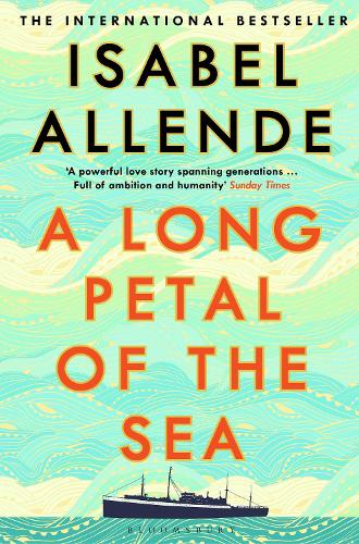 A Long Petal of the Sea (Paperback)