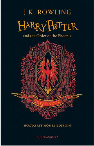 Harry Potter and the Order of the Phoenix - Gryffindor House Edition (Hardback)
