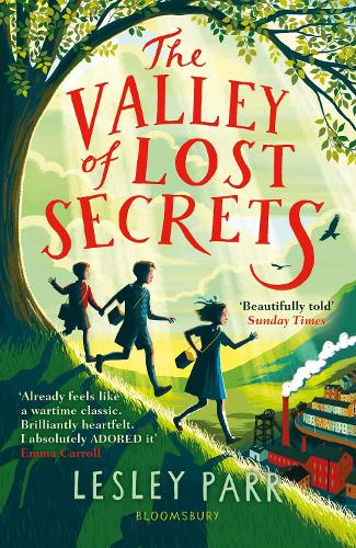 The Valley of Lost Secrets (Paperback)