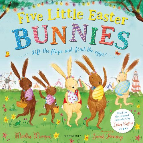 Five Little Easter Bunnies (Paperback)