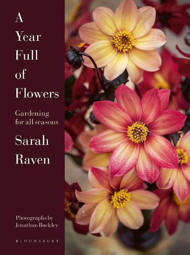 A Year Full of Flowers: Gardening for all seasons (Hardback)