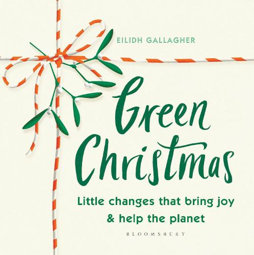 Green Christmas: Little changes that bring joy and help the planet (Hardback)