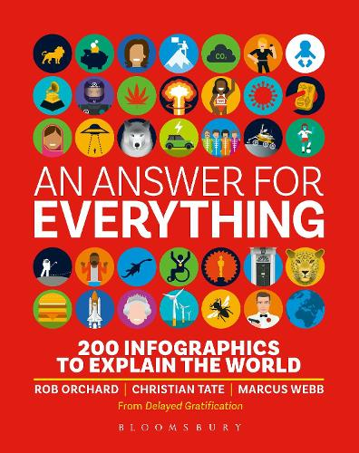 An Answer for Everything: 200 Infographics to Explain the World (Hardback)