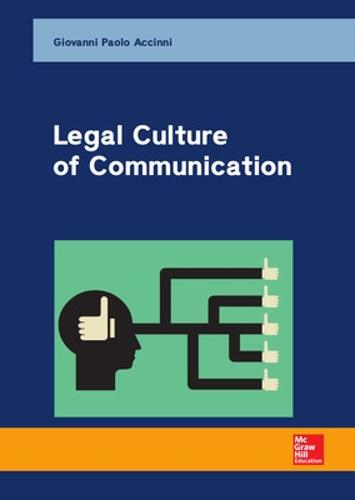 Legal Culture of Communication (Paperback)
