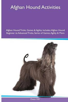 Afghan Hound Activities Afghan Hound Tricks, Games & Agility. Includes: Afghan Hound Beginner to Advanced Tricks, Series of Games, Agility and More (Paperback)