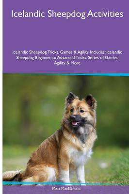 Icelandic Sheepdog Activities Icelandic Sheepdog Tricks, Games & Agility. Includes: Icelandic Sheepdog Beginner to Advanced Tricks, Series of Games, Agility and More (Paperback)