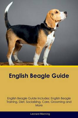 English Beagle Guide English Beagle Guide Includes: English Beagle Training, Diet, Socializing, Care, Grooming, Breeding and More (Paperback)