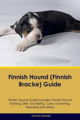 Finnish Hound (Finnish Bracke) Guide Finnish Hound Guide Includes: Finnish Hound Training, Diet, Socializing, Care, Grooming, Breeding and More (Paperback)