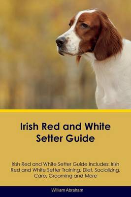 Irish Red and White Setter Guide Irish Red and White Setter Guide Includes: Irish Red and White Setter Training, Diet, Socializing, Care, Grooming, Breeding and More (Paperback)