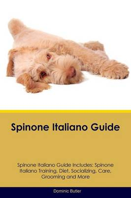 Spinone Italiano Guide Spinone Italiano Guide Includes: Spinone Italiano Training, Diet, Socializing, Care, Grooming, Breeding and More (Paperback)