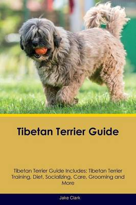 Tibetan Terrier Guide Tibetan Terrier Guide Includes: Tibetan Terrier Training, Diet, Socializing, Care, Grooming, Breeding and More (Paperback)