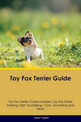 Toy Fox Terrier Guide Toy Fox Terrier Guide Includes: Toy Fox Terrier Training, Diet, Socializing, Care, Grooming, Breeding and More (Paperback)