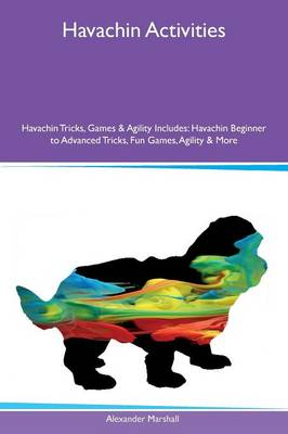Havachin Activities Havachin Tricks, Games & Agility Includes: Havachin Beginner to Advanced Tricks, Fun Games, Agility & More (Paperback)