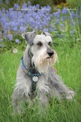 Miniature Schnauzer May Notebook Miniature Schnauzer Record, Log, Diary, Special Memories, To Do List, Academic Notepad, Scrapbook & More (Paperback)