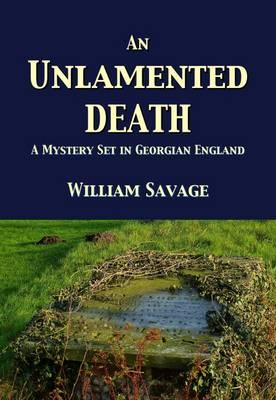 An Unlamented Death - The Dr Adam Bascom Mysteries 1 (Paperback)