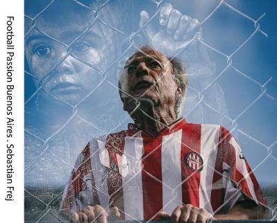 Football passion : Buenos Aires (Hardback)