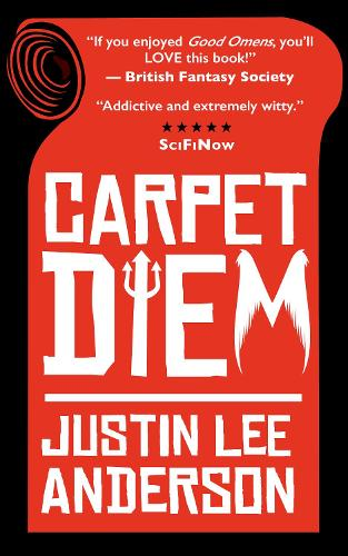 Carpet Diem: or How to Save the World by Accident (Paperback)