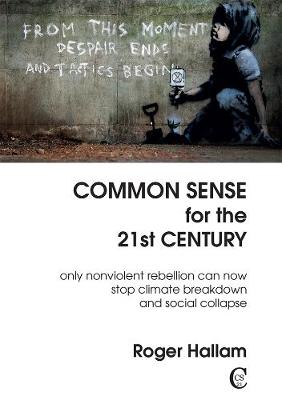 Common Sense For The 21st Century: Only Nonviolent Rebellion Can Now Stop Climate Breakdown And Social Collapse (Paperback)