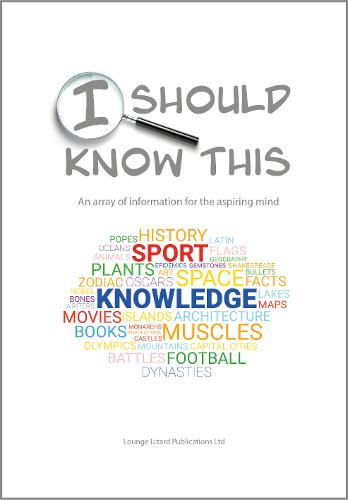 I should know this (Paperback)
