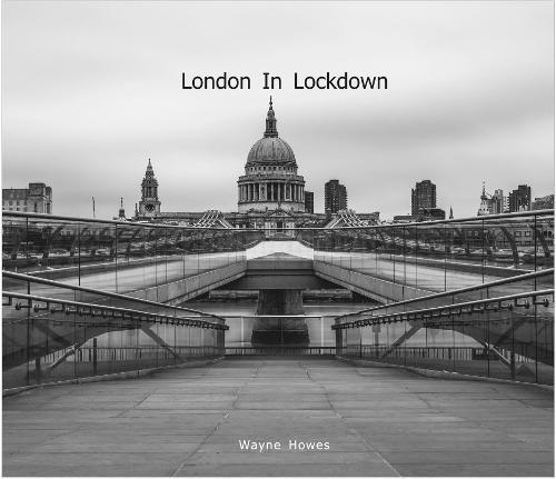 London In Lockdown (Hardback)