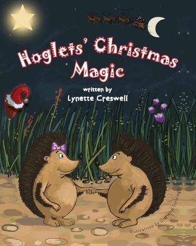 Hoglets' Christmas Magic (Paperback)