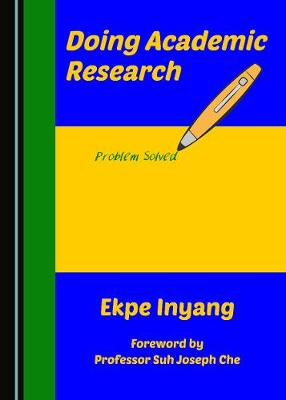 Doing Academic Research (Hardback)