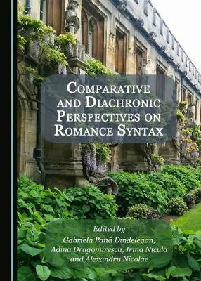 Comparative and Diachronic Perspectives on Romance Syntax (Hardback)