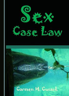 Sex Case Law (Hardback)